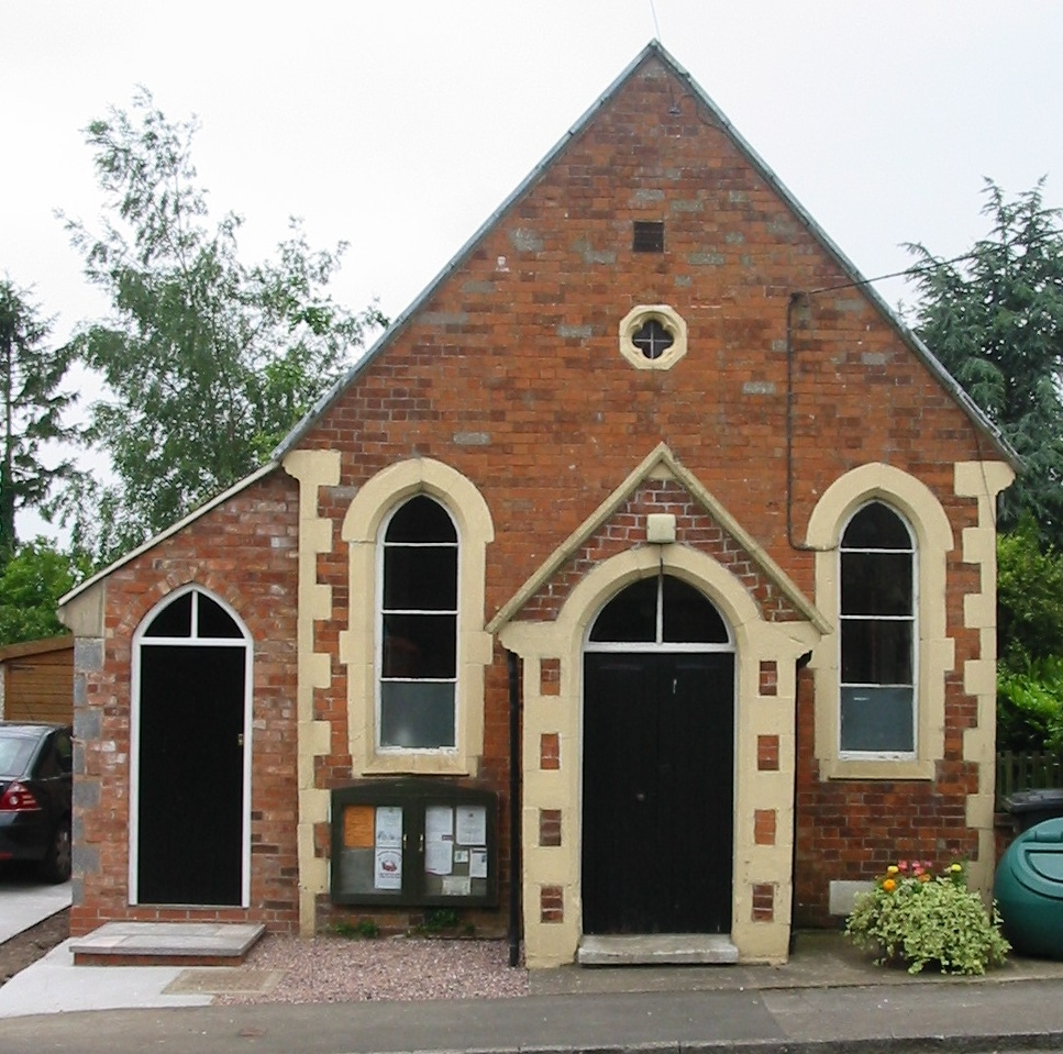 Easenhall - one of the village halls in Warwickshire