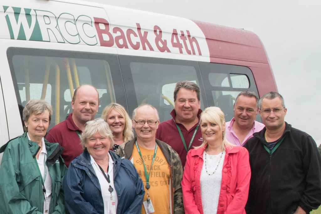 WRCC Back&4th helps to provide key community services in Warwickshire