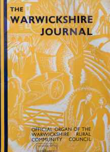 WRCC archives journal for rural Warwickshire communities 1938
