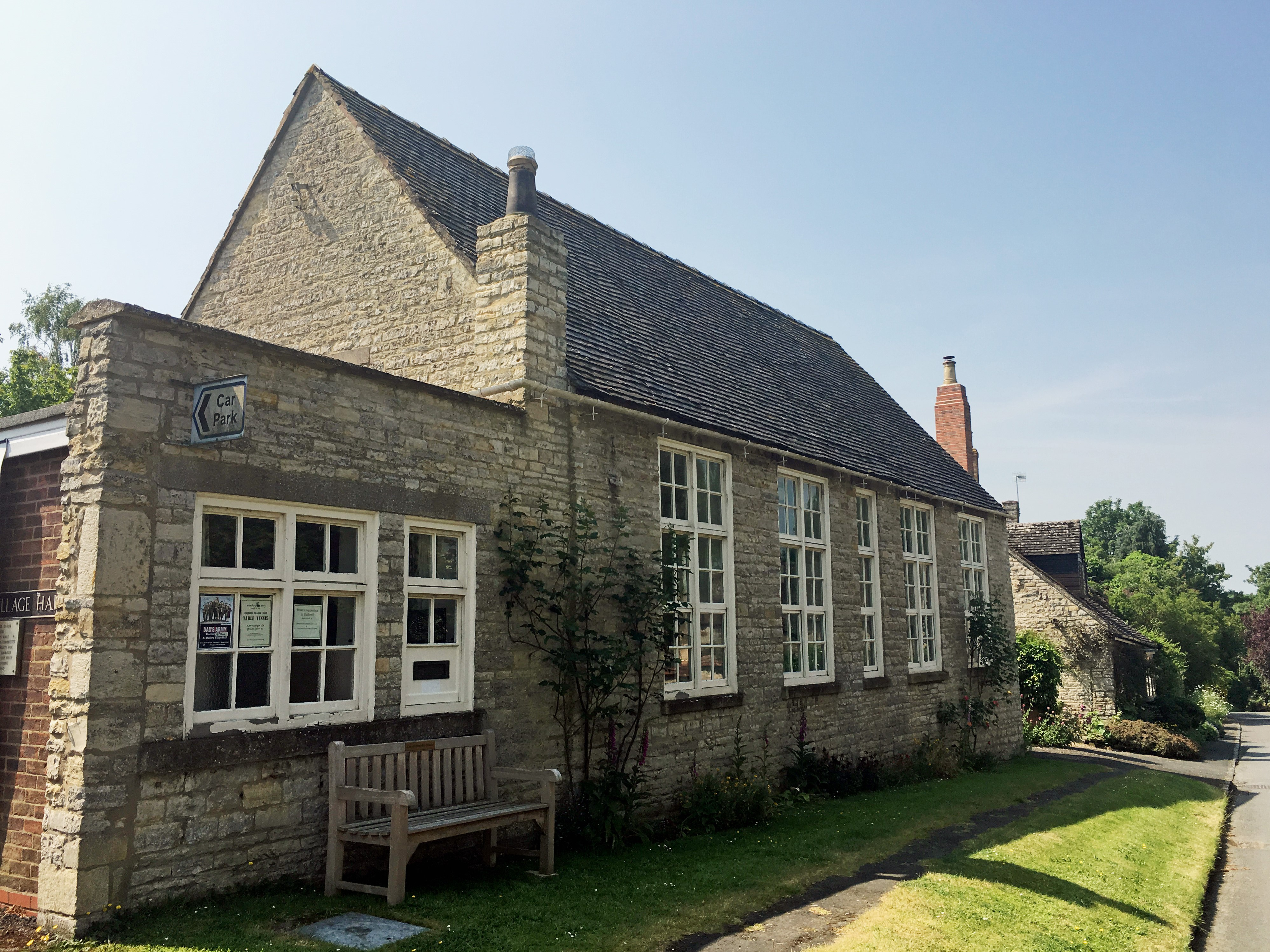 Re-opening Village Halls & Grant Support for Halls