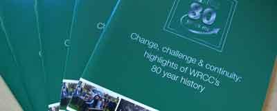 POSTPONED: WRCC 80th Anniversary Event – 1st September 2018