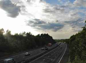Image of M40 motorway
