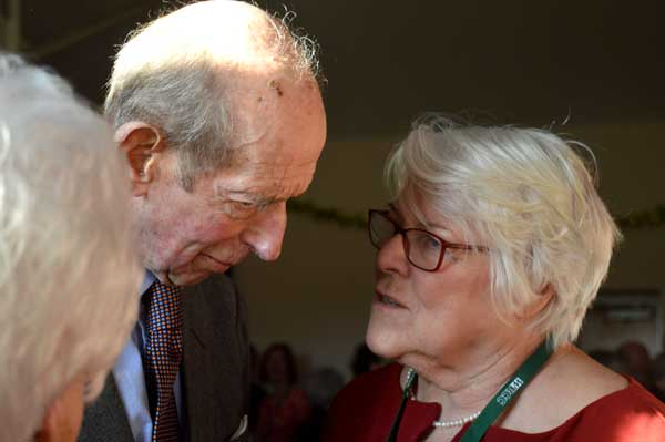 80th Anniversary Celebrations receive Royal Visit