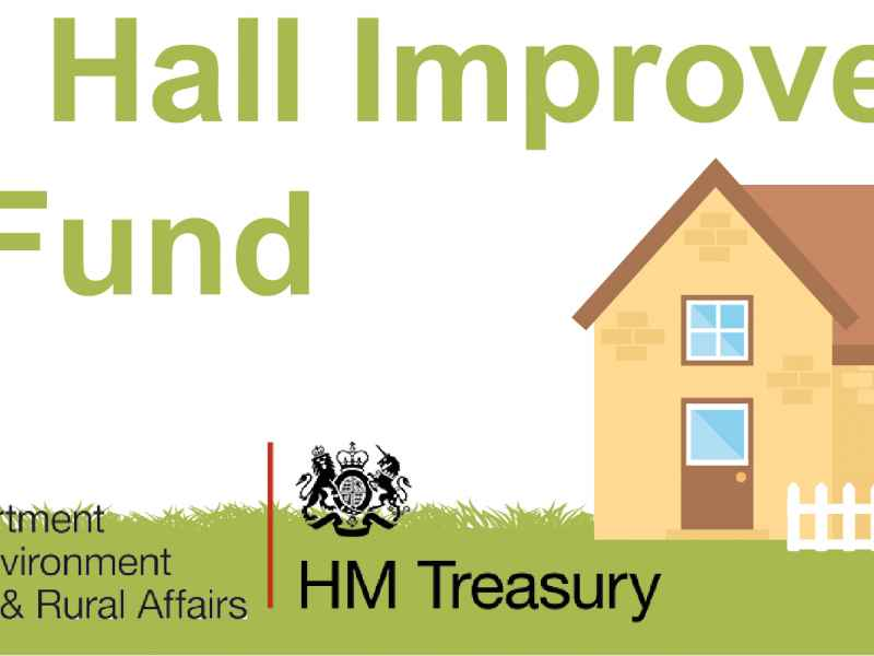 Village Hall Improvement Grant Fund